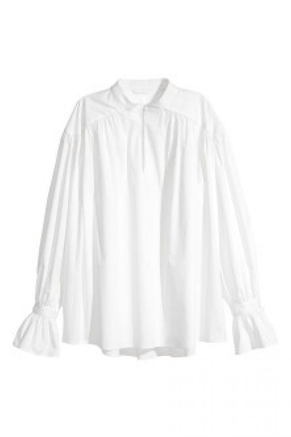 Bluza de poplin