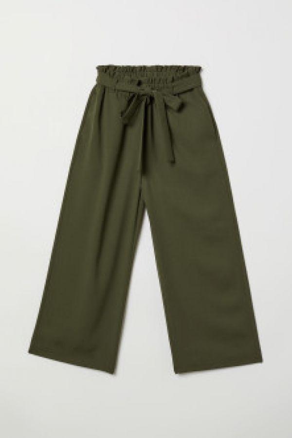 Pantaloni pana la glezna