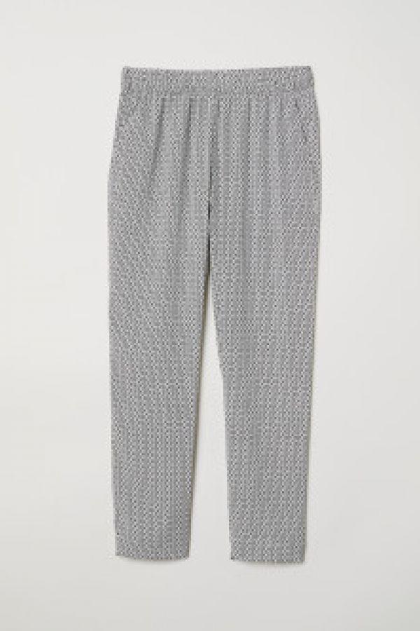 Pantaloni din crep