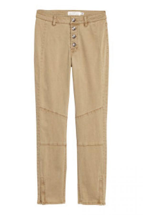 Pantaloni din mix de lyocell