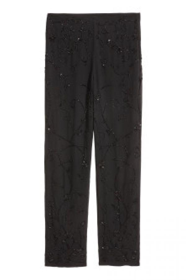 Pantaloni cu margele